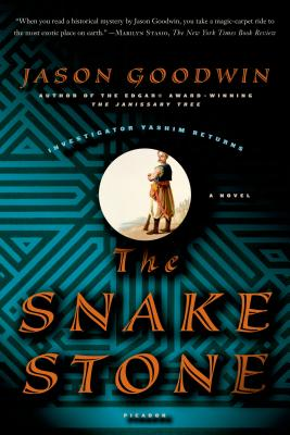 The Snake Stone By Goodwin, Jason