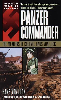 Panzer Commander By Von Luck, Hans