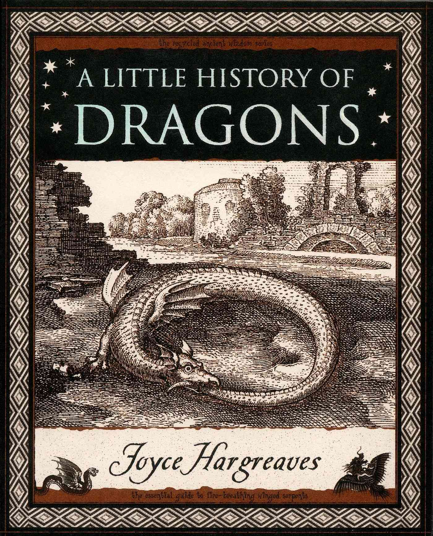 A Little History of Dragons By Hargreaves, Joyce